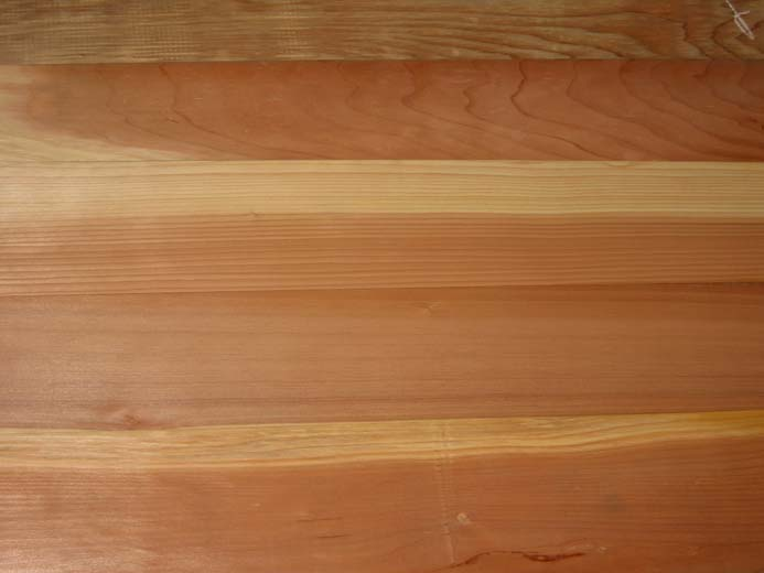 Clear California Redwood