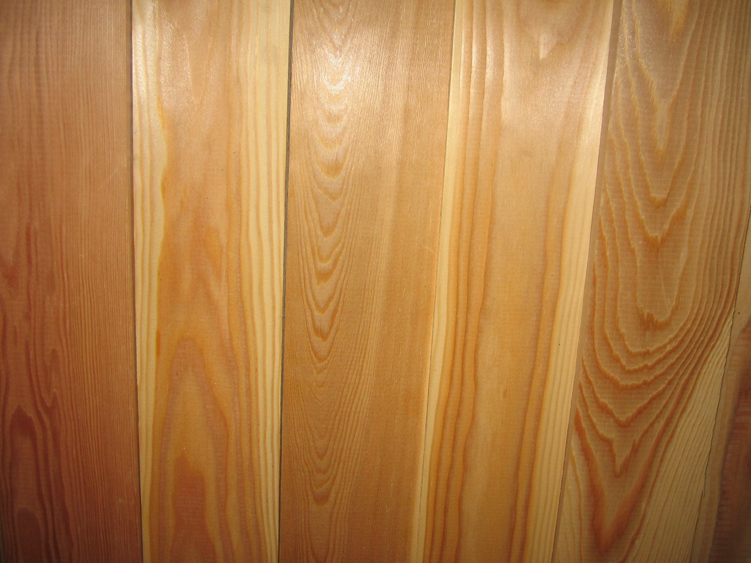 D And Better Clear Grade Douglas Fir