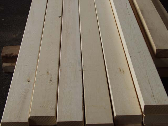 Bear Creek Lumber Alaskan Yellow Cedar Boards