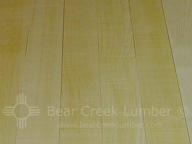 Bear Creek Lumber Alaskan Yellow Cedar Paneling And