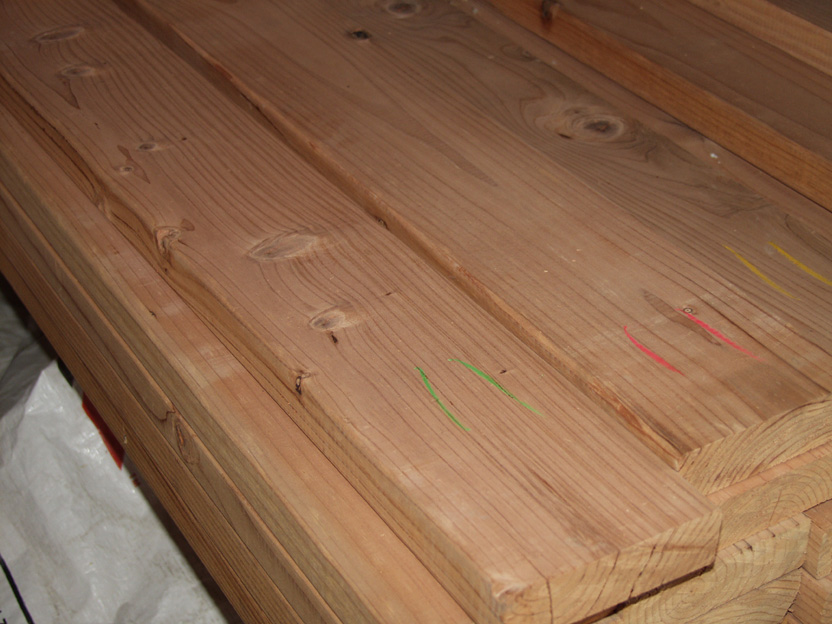 Bear Creek Lumber California Redwood Boards Surfaced