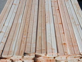 Bear Creek Lumber Douglas Fir Paneling And Patterns
