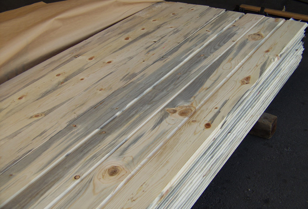 Bear Creek Lumber Ponderosa Pine Boards Surfaced