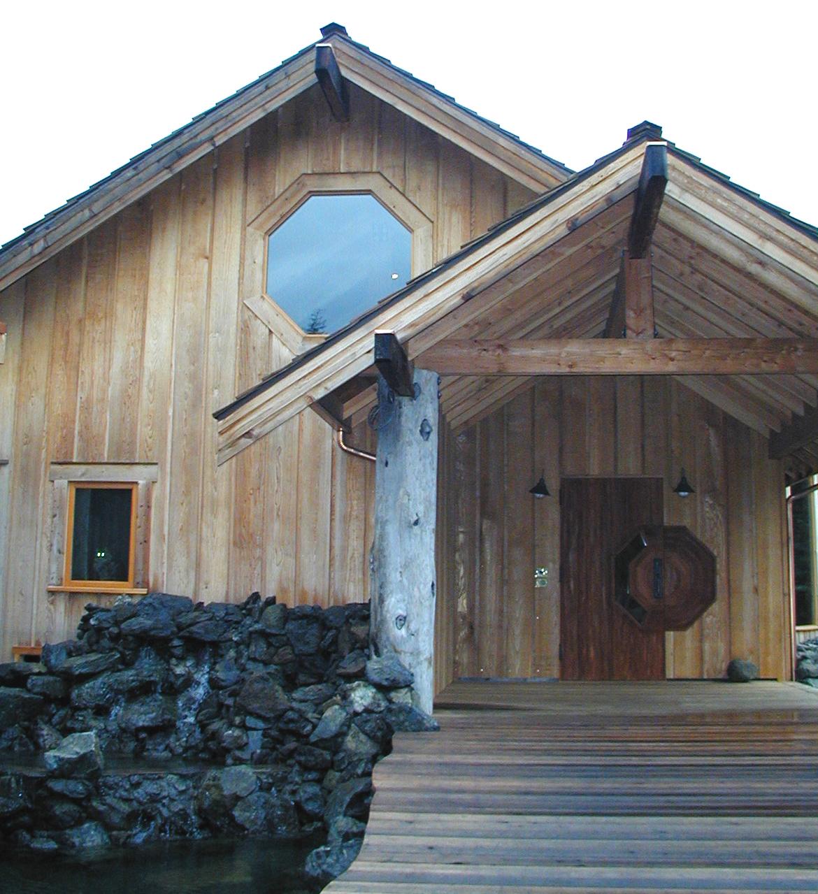 bear creek lumber western red cedar applications channel lap