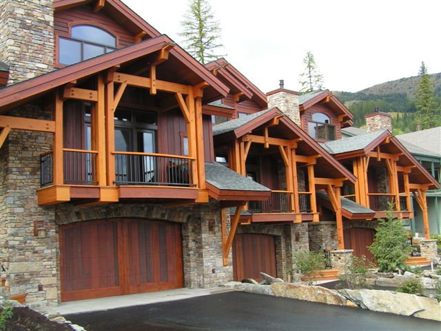 Bear Creek Lumber Featured Projects The Triplex