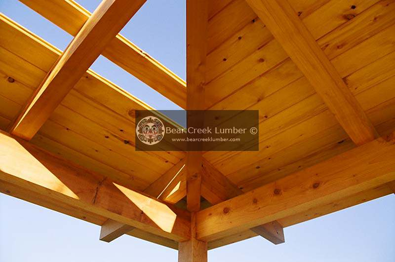 Bear Creek Lumber Featured Projects Hawaii Cedar