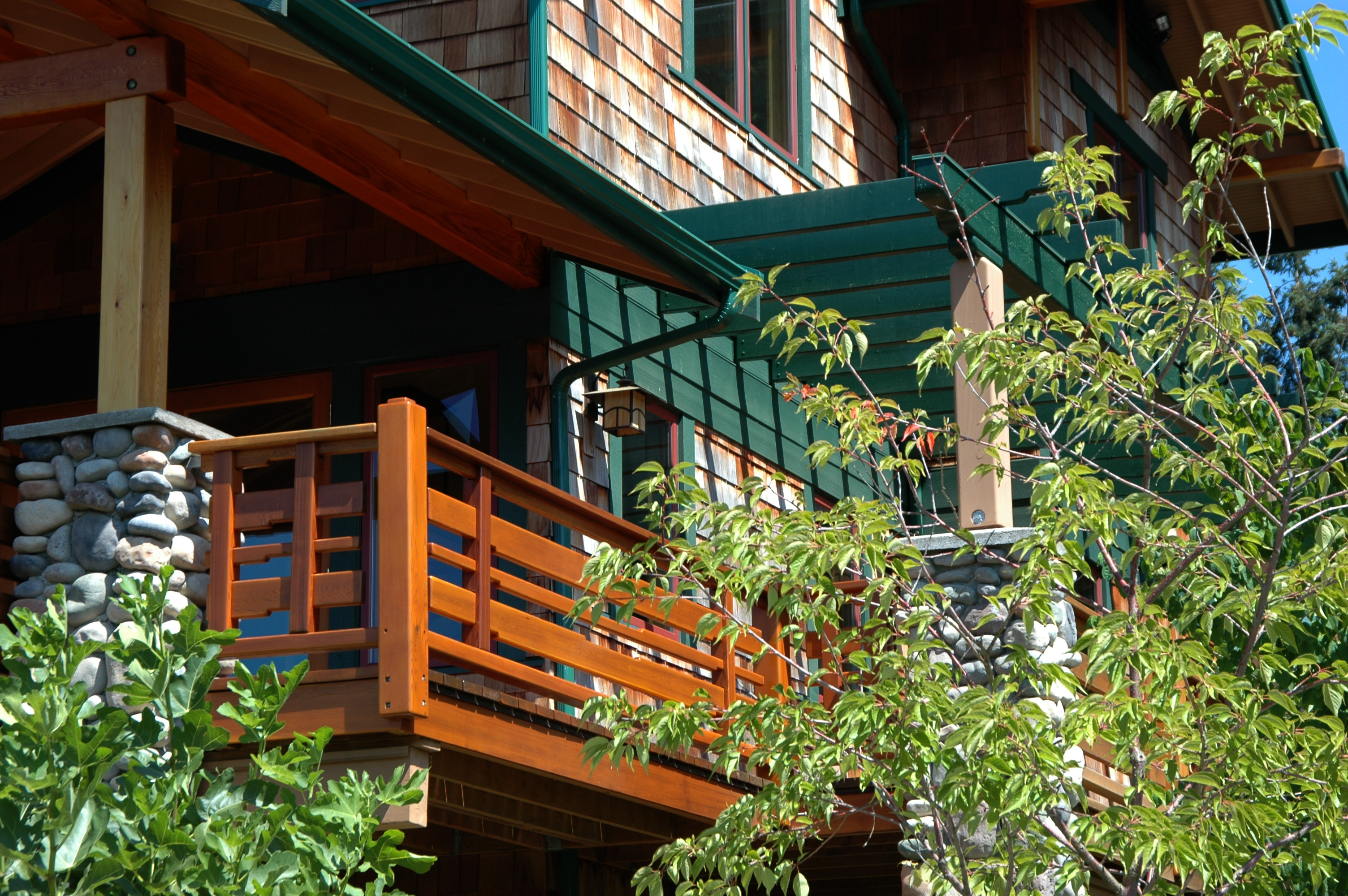 BEAR CREEK LUMBER : FEATURED PROJECTS : BRADSHAW HOME