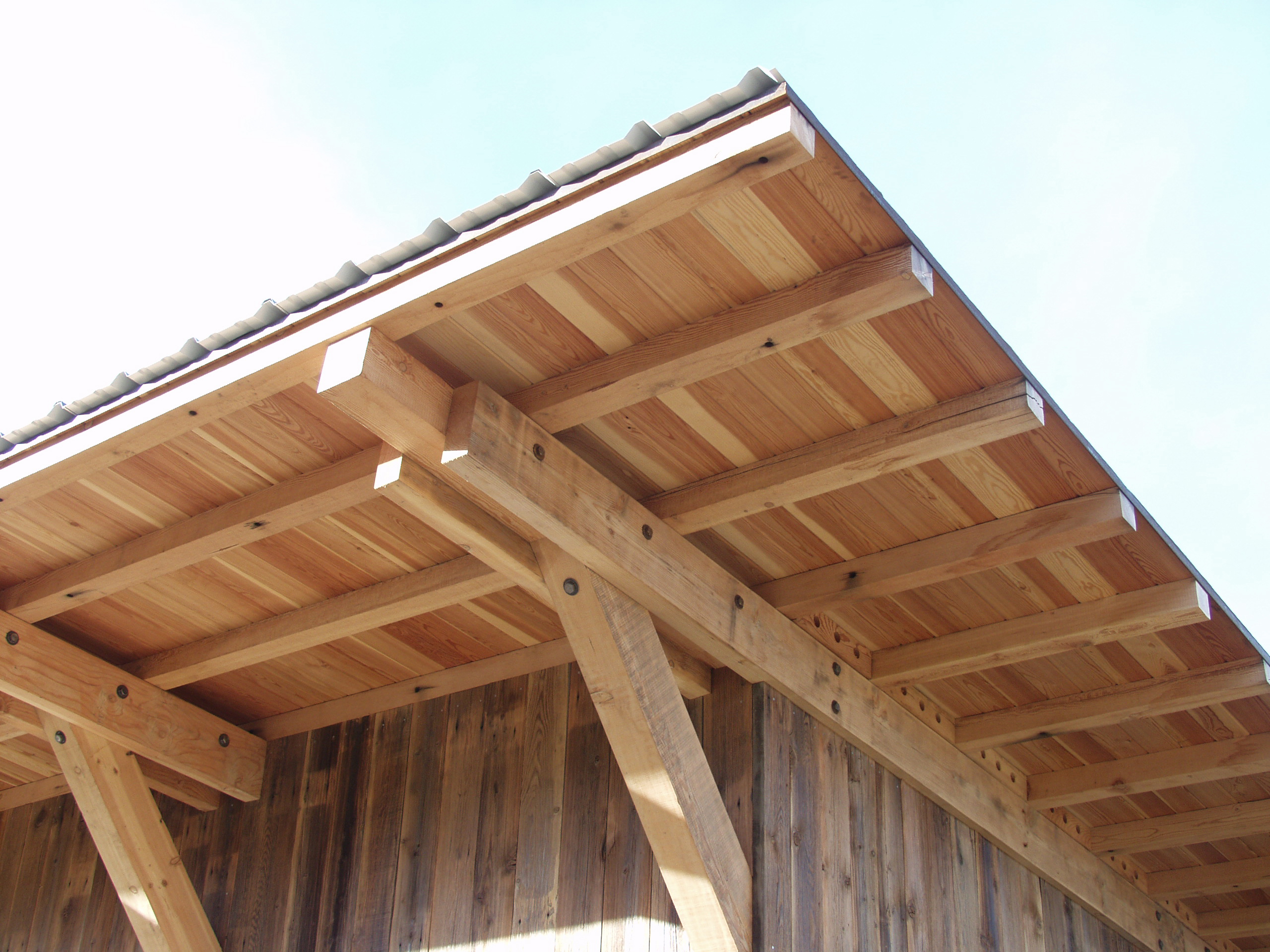 Soffit Douglas Fir Bear Creek Lumber