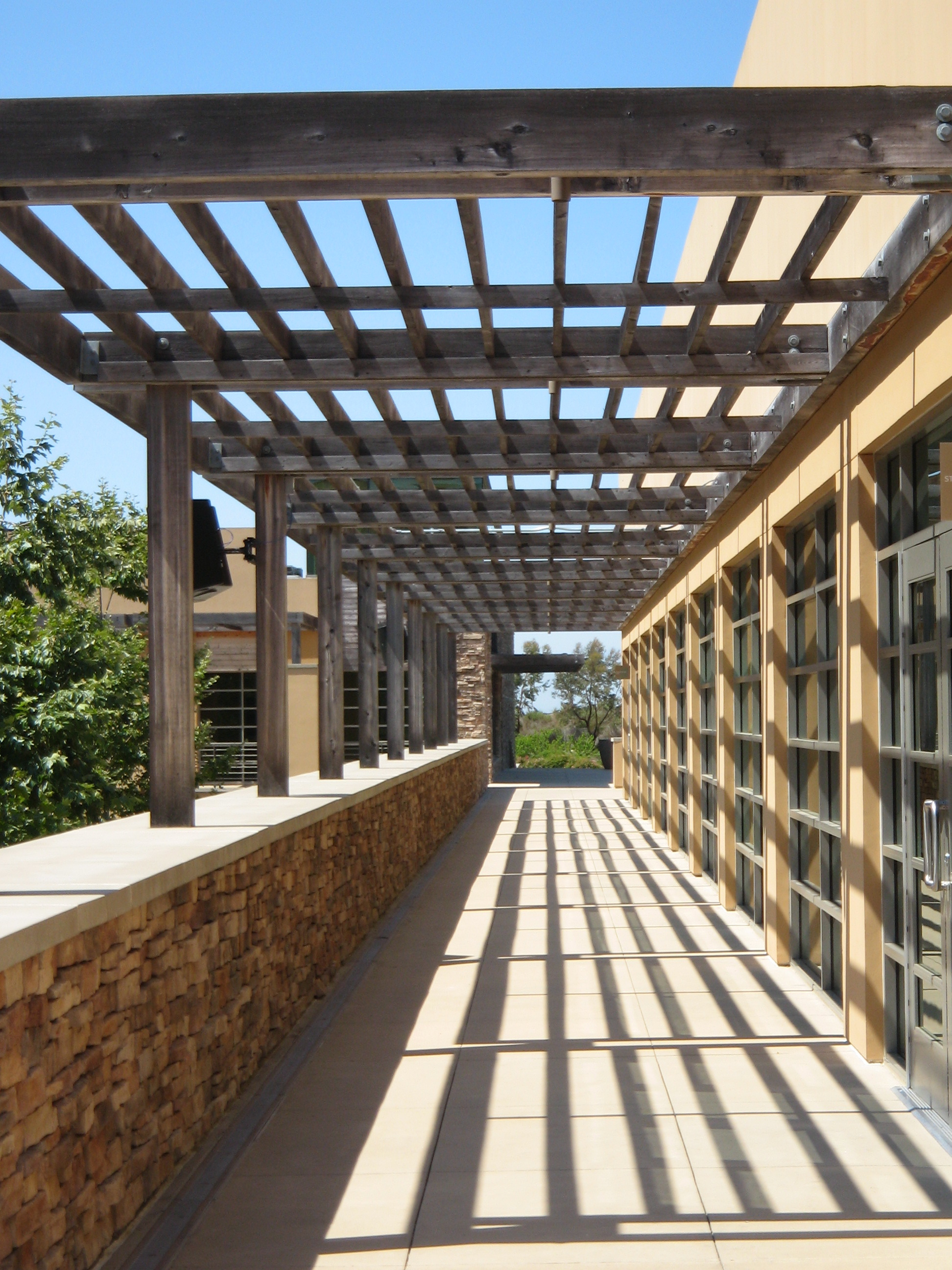 Bear Creek Lumber Featured Projects Sage Hill School