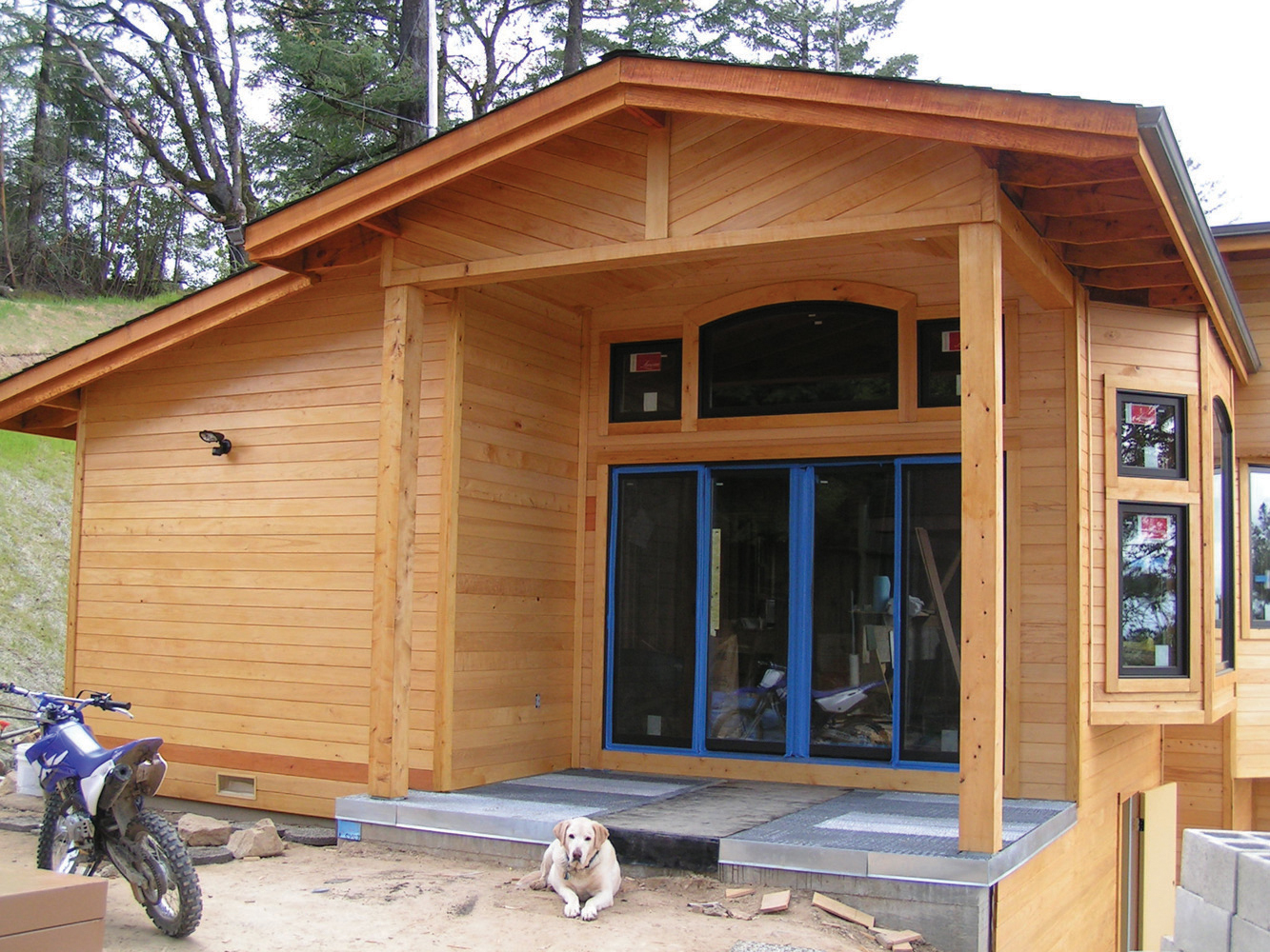 Port Orford Cedar Tongue And Groove Siding
