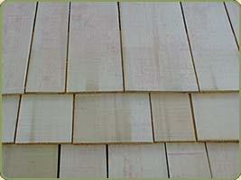 yellow cedar 18 inch shingles #1 perfections