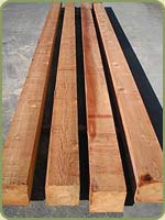 Bear Creek Lumber Western Red Cedar Post Amp Beams