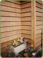 Bear Creek Lumber Western Red Cedar Applications