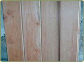 tongue and groove paneling image