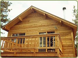 Bear Creek Lumber Western Red Cedar Applications