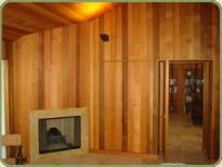 red cedar interior paneling  icon