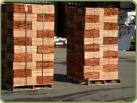 shingles ready to ship from our yard