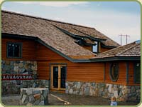 exterior siding western red cedar tongue and groove
