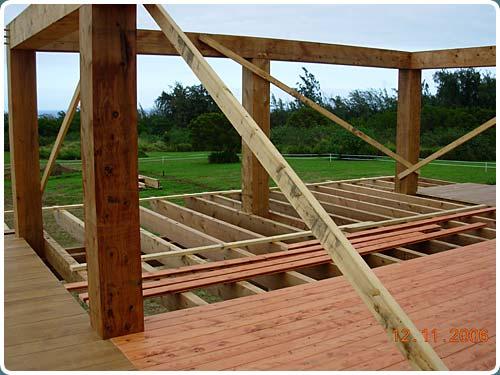 Bear Creek Lumber Featured Projects Hawaii Cedar