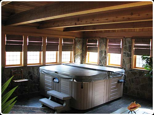 Bear Creek Lumber Featured Projects Interior Western Red Cedar Paneling