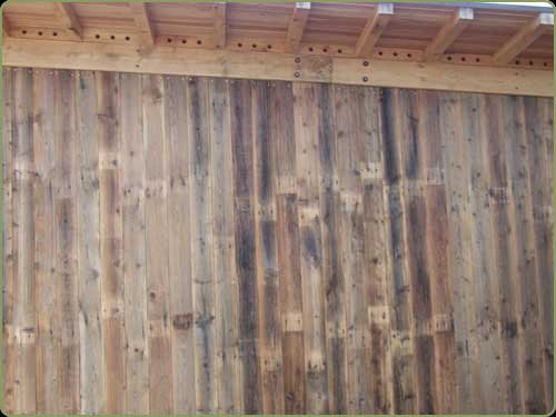 Bear Creek Lumber Featured Projects Doug Potter