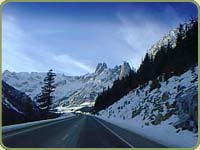 north cascades hyghway
