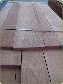 Teak Bear Creek Lumber