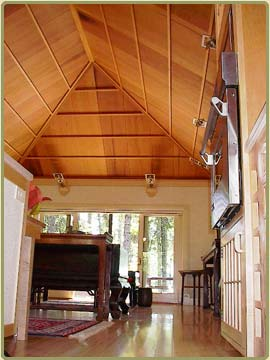 Western Red Cedar Lumber Products Page